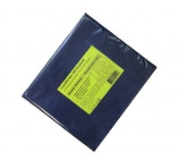 Салфетка универсальная нетканая 34х40см синяя 80гр/м2 1шт/упак