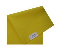 Салфетка универсальная нетканая 34х40см желтая 80гр/м2