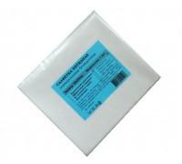 Салфетка универсальная нетканая 34х30см белая 60гр/м2 1шт/упак