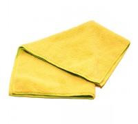 Салфетка из микрофибры 220гр/м2 35х40см желтая