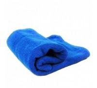 Тряпка пола из микрофибры 220гр/м2 50х80см синяя