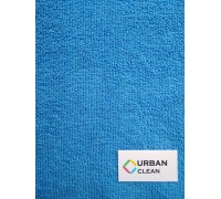 Салфетка из микрофибры 320гр/м2  30х30см синяя
