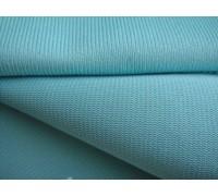 Микрофибра 270гр/м2 рулон 1,6м голубой для стекла