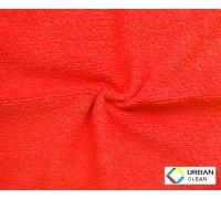Салфетка из микрофибры 320гр/м2  30х30см красная