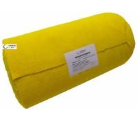 Микрофибра 200гр/м2 рулон 0,4х25м желтый