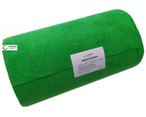Микрофибра 200гр/м2 рулон 0,4х25м зеленый UCMF Roll-g