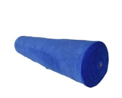 Микрофибра 250гр/м2 рулон 1,6м синий UCMR 001