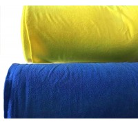 Микрофибра 220гр/м2 рулон 1,6м желтый