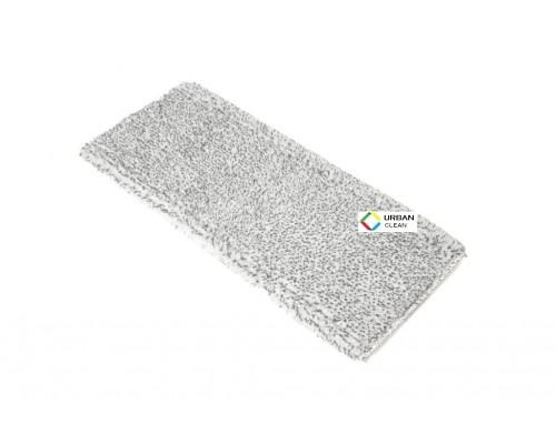 МОП RS:Микрофибра универсальная серый (карман+стопа) 40см  UCNMMG40