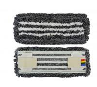 МОП: Плоский - Тафтинговый КОМБИ (карман+стопа) 40см темный