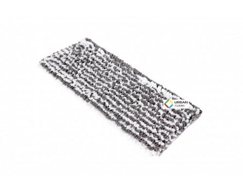 МОП RS:Петельный комбинированный серый (карман+стопа) 40см