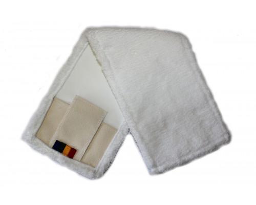 МОП: Плоский - микрофибра (карман+стопа) 40-41см