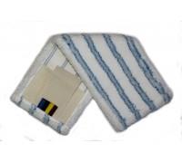 МОП: Плоский - микрофибра- Мягкий абразив (карман+стопа) 40-41см