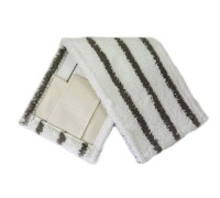 МОП: Плоский - микрофибра- Жесткий абразив (карман+стопа) 40-41см
