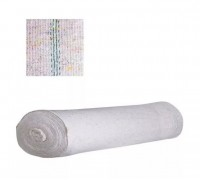 Холстопрошивное полотно 0,80х50м ЛЮКС+ белое сверхпрочное
